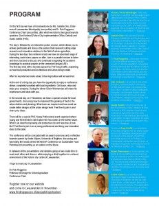 Invitation for Food Planning Conference, Leeuwarden, the Netherlands_Page_2